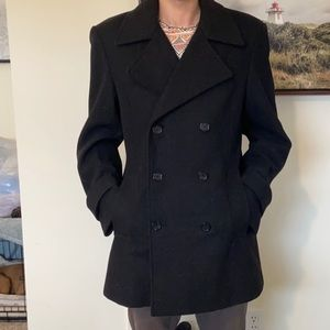 Jos. A. Bank Double Breasted Pea Coat